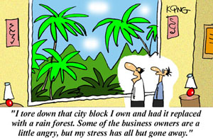 Rainforest Cartoon