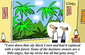 Rainforest Cartoon